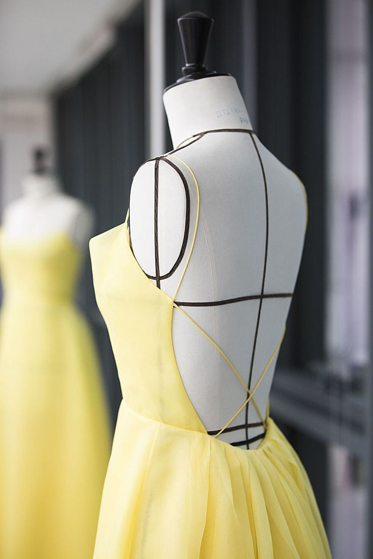 This Is How Emma Watson's Belle-Inspired Dior Dress Was Made