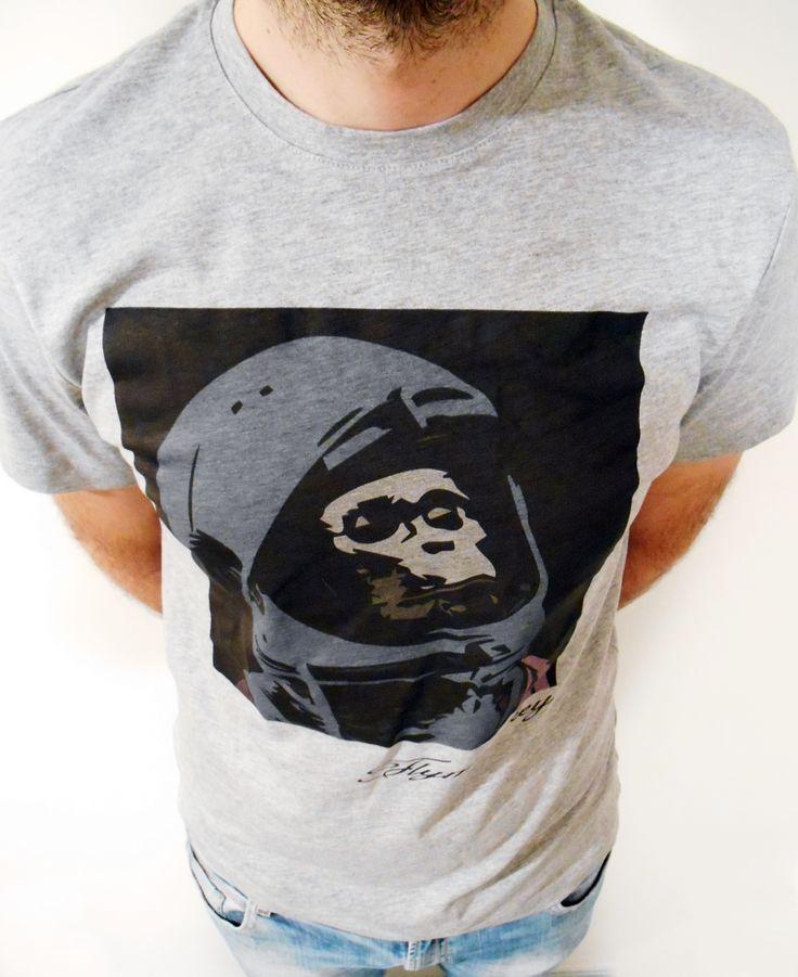 Grey space monkey