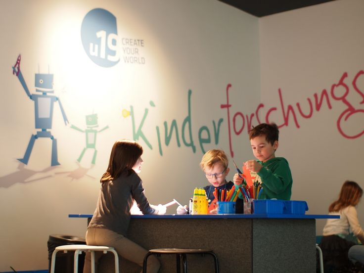 Impression from the Kids' Research Laboratory | by Ars Electronica
