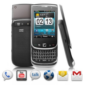 Europa – Android 2.3 Touchscreen Slide Smartphone QWERTY Keyboard (Dual SIM, GPS, WIFI)    Whole Sale