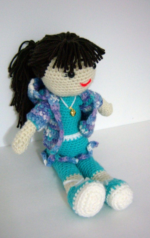 sugarn cream yarn lily doll patterns Lily Sugar n ...