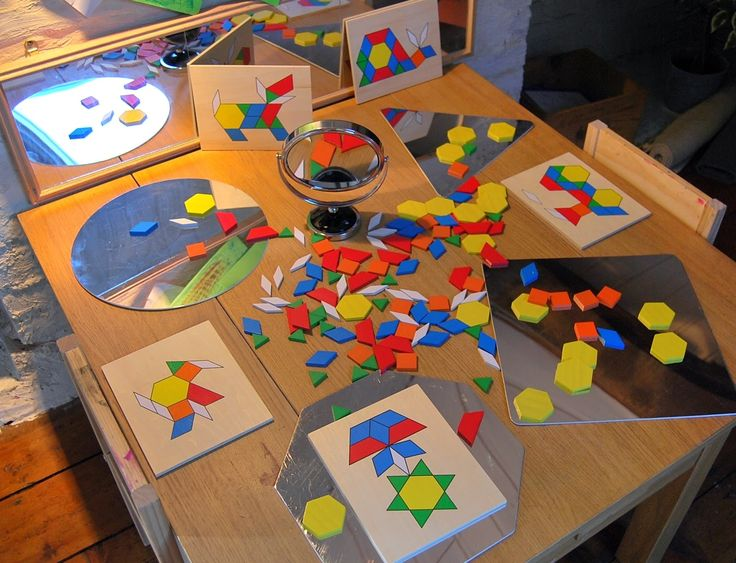 17 best images about pattern blocks on pinterest for Miroir mosaique design