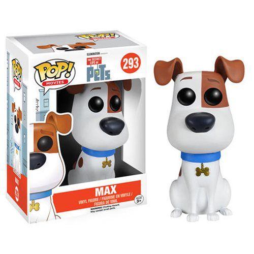 The Secret Life of Pets Max Pop! Vinyl Figure - Funko - Secret Life of Pets - Pop! Vinyl Figures at Entertainment Earth