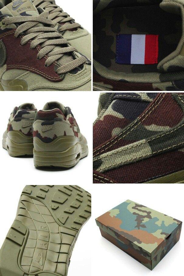 wholesale dealer ec09f f465e Nike air max 1 sp camo France