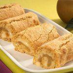 Tortinhas de Canela com Baunilha e Maçã