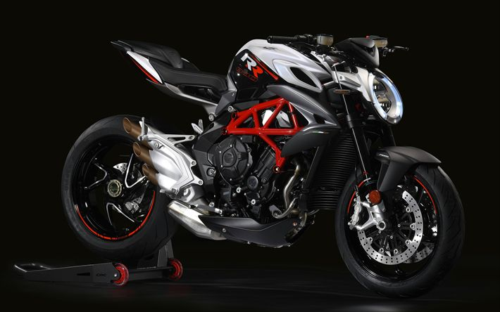Descargar fondos de pantalla 4k, MV Agusta Brutale 800 RR, superbikes, 2018 bicicletas, motos deportivas, MV Agusta