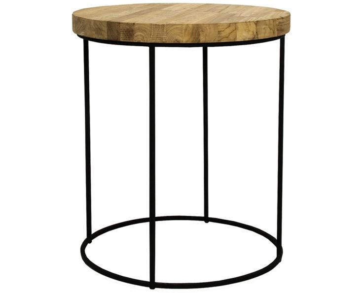 Mila Round Side Table - Furniture | Weylandts South Africa