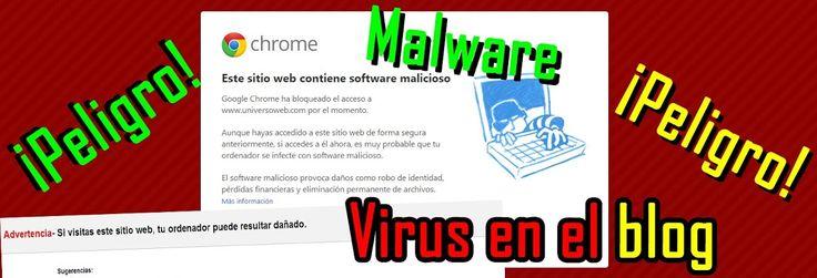 Tú puedes ser el causante de la eliminación de tu blog por contener malware o ser intermediario de software malicioso, ¿qué tanto cuidas a tus lectores y visitantes?