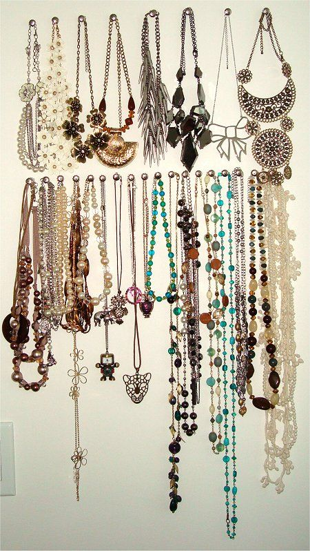 Best 234 Diy Jewelry Holders Amp Crafts Images On Pinterest