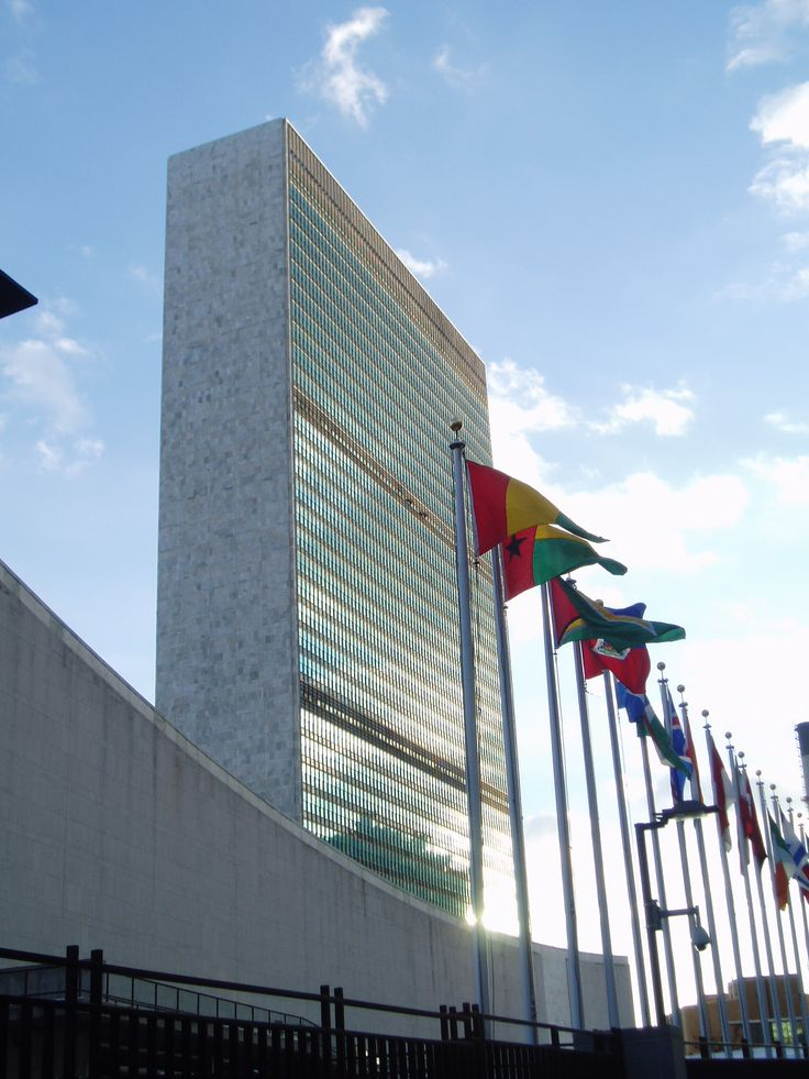 Finally I have made it here !.............united nations