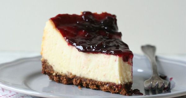 The only cheesecake recipe you'll ever need