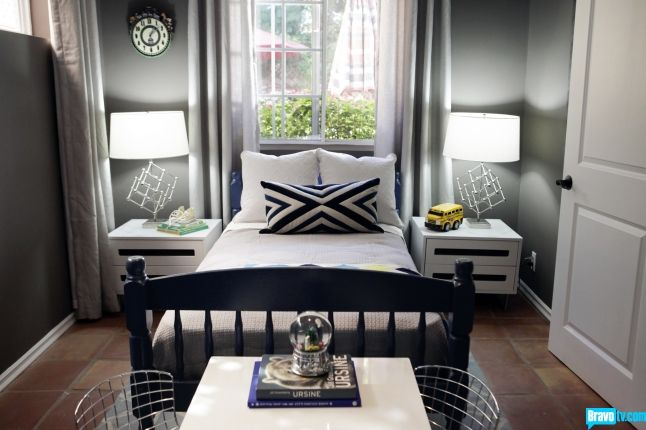32 best jeff lewis designs images on pinterest for Jeff lewis bedroom designs
