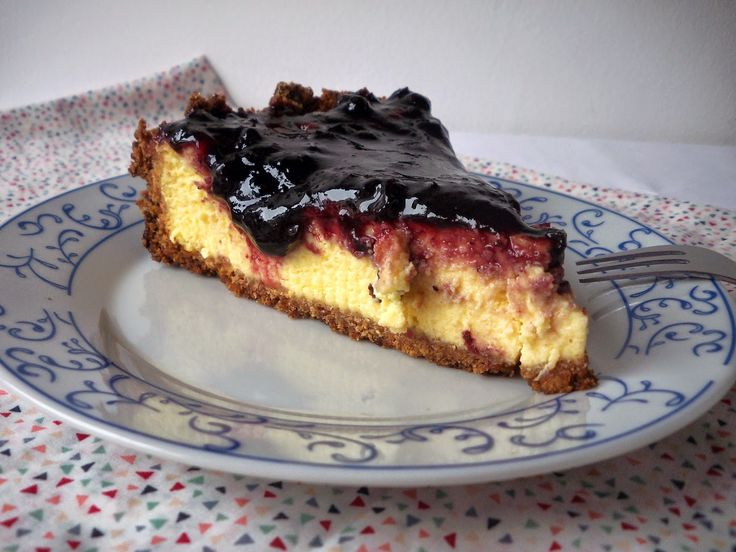 Aurea´s Kitchen: Dulce: Tarta de queso y frutos rojos