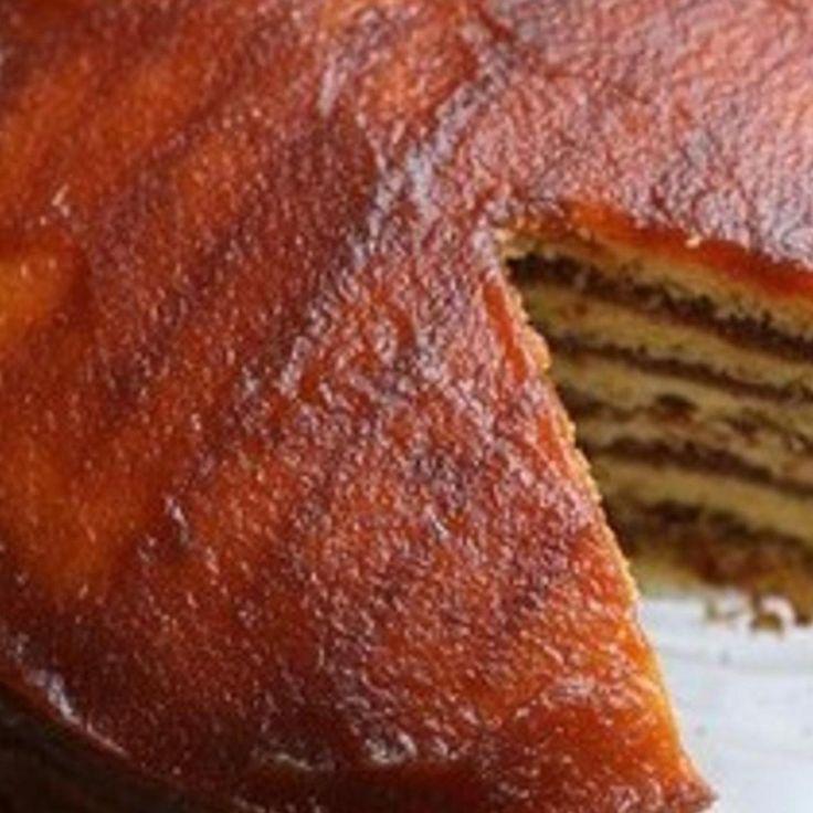Mom's Apple Stack Cake