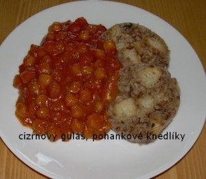 Recepty babičky Aničky - Zeleninová a bezmasá jídla - Pohanka, jáhly, sója, kroupy, cizrna, bulgur
