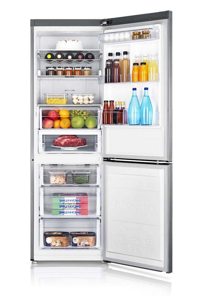Samsung smart space koelvriescombinatie - keuken ideeën | UW-keuken.nl #koelkast #samsung