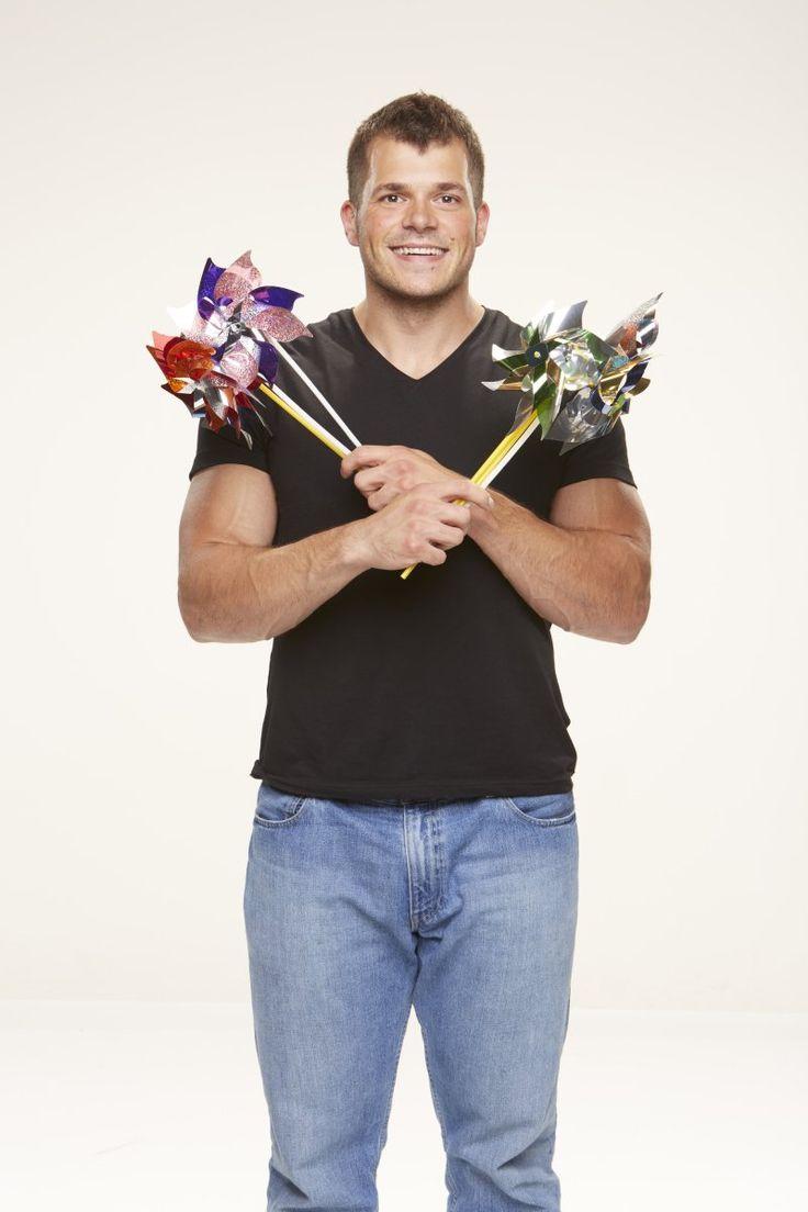 """'Big Brother 19"""" News: Meet #BB19 Houseguest Mark Jansen"""