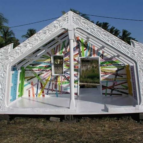 Rangi Kipa challenges boundaries with his Radiare Whare
