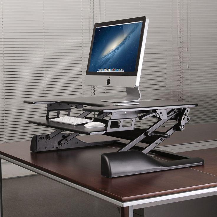 Стоял Рабочий Стол Высоте Сидеть Встать Dual Monitor Офисный Стол современный-изображение-Офисные столы-ID товара::60518943009-russian.alibaba.com