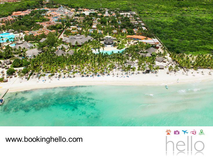 VIAJES PARA JUBILADOS. Las playas del Caribe son privilegiadas por ser pequeños paraísos con características únicas, como la fina y blanca arena de sus playas, sus aguas cálidas y cristalinas y un entorno con gran vegetación, los cuales te brindarán la relajación que buscas. En Booking Hello ponemos a tu alcance los mejores resorts, para que tengas acceso a las zonas más encantadoras de México o República Dominicana, mientras recibes un gran servicio all inclusive. #BeHello