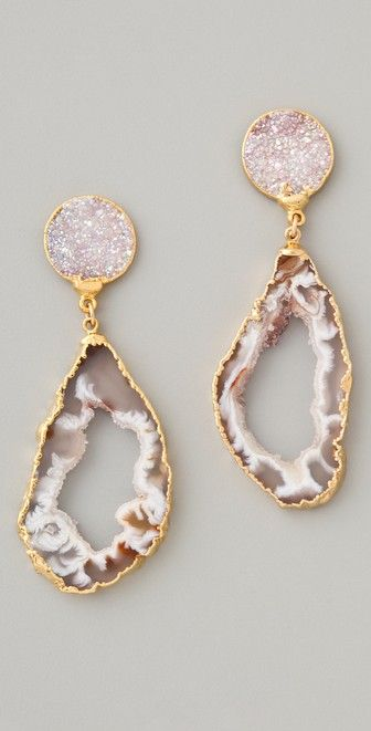 Dara Ettinger Elizabeth Earrings