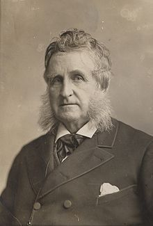 Donald Grant Mitchell, 19th century author.