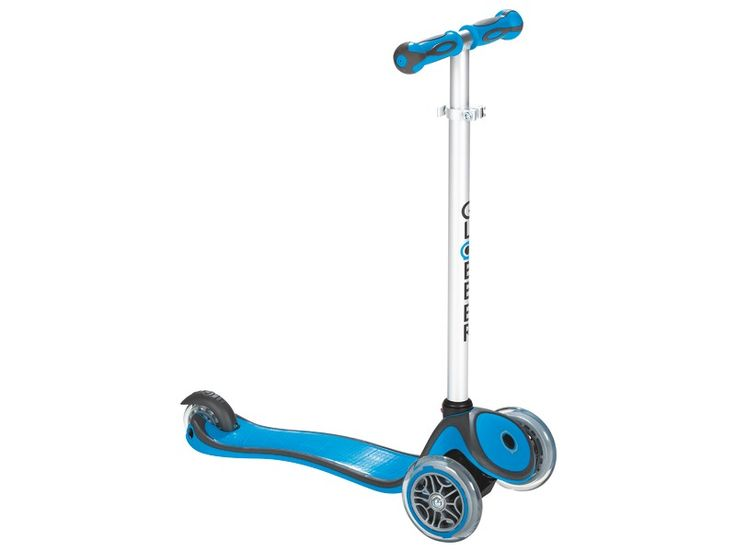 TROTTINETTE RÉGLABLE My free up Globber - 3 roues