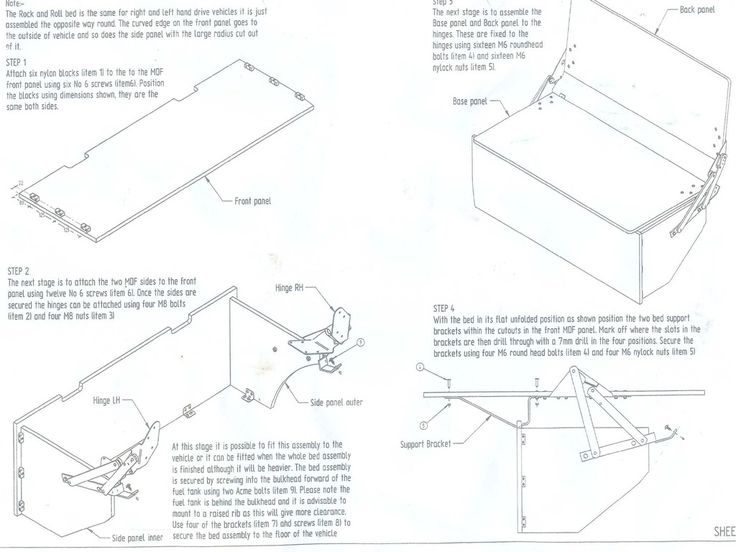 094cd36f581ccf2b850409ba818bce31 camper vernieuwing volkswagen camper rock and roll bed with wood plan camper vantastic pinterest wiring diagram for cm truck bed at aneh.co