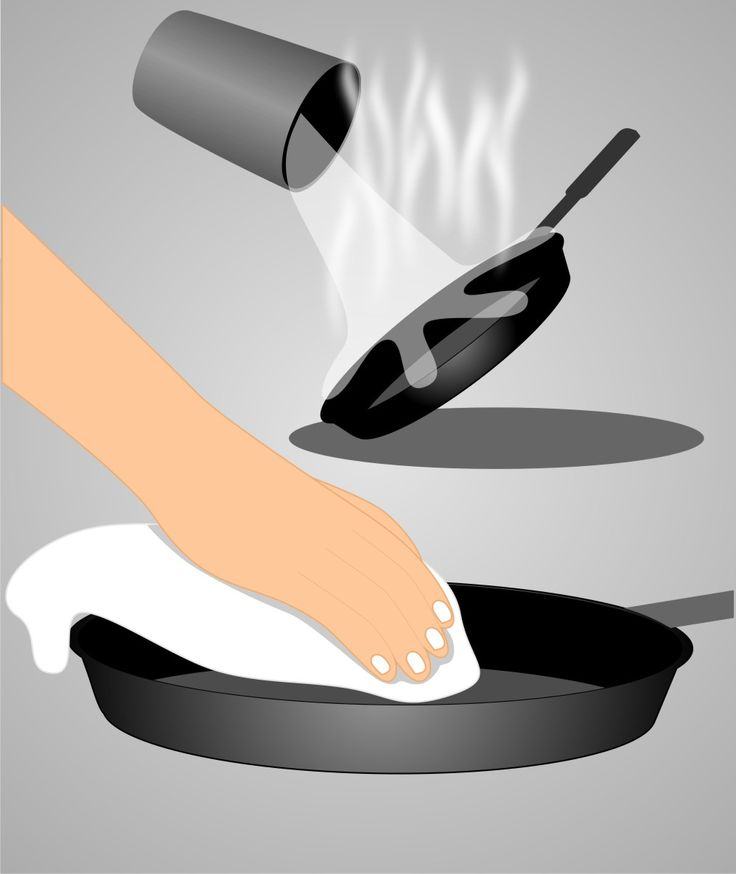 How to Season a Cast Iron Skillet -- via wikiHow.com