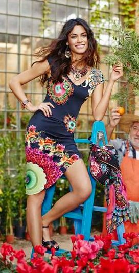 Desigual Mildred. I love this dress!