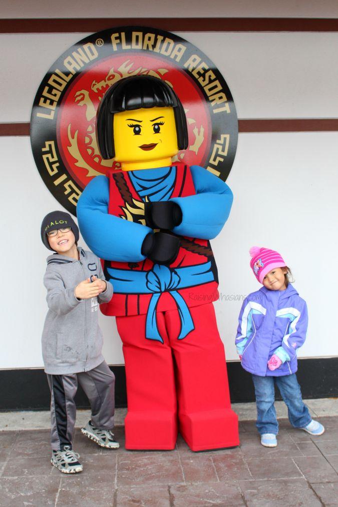 5 Tips for Exploring Ninjago World at LEGOLAND Florida + Video - Raising Whasians