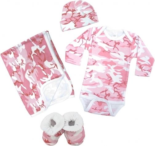newborn baby camo clothes stores