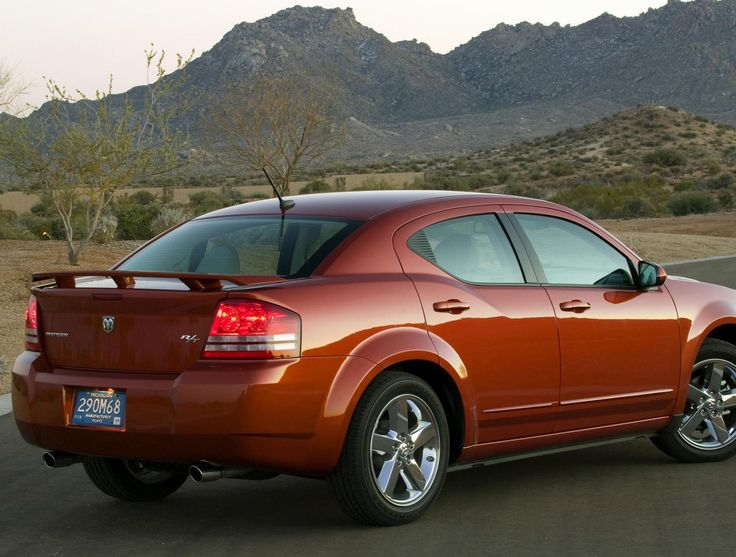 Dodge Avenger concept - http://autotras.com