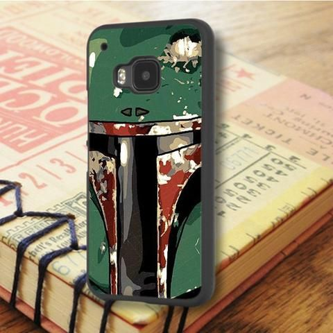Boba Fitt Star Wars HTC One M9 Case
