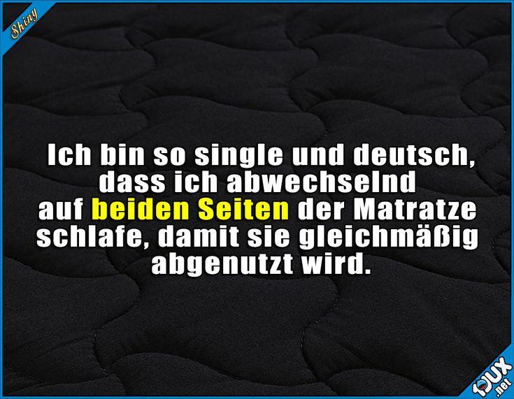 Als deutscher Single hat man es nicht leicht. #foreveralone #Memes #lustig #Witz #Witze #Spruchbilder