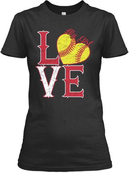 Bought Mine!! Softball mom shirt