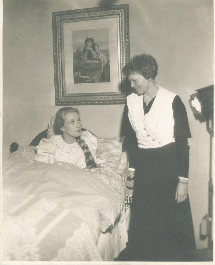 Marlene Dietrich and Amelia Earhart