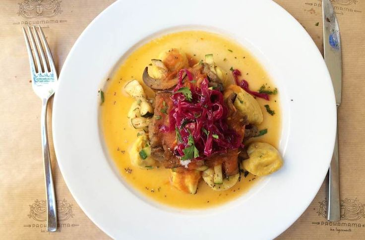 restaurant vegan lisbonne : pachamama