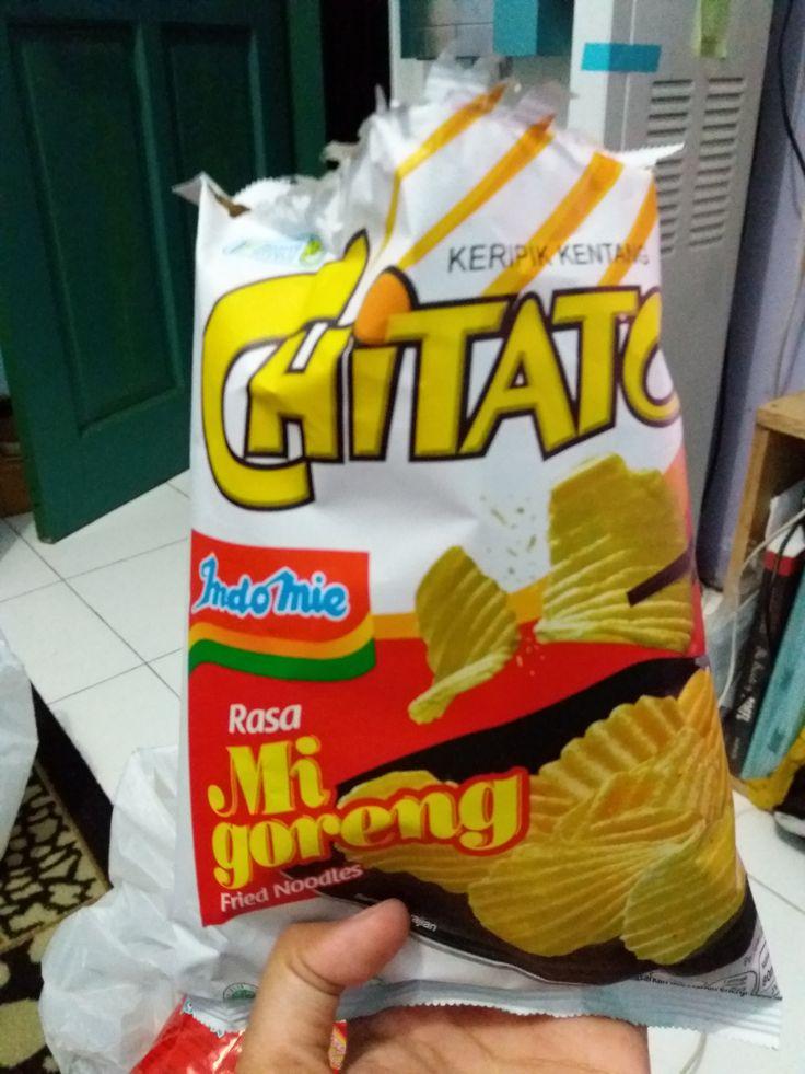 Hit The Hype: Chitato rasa Indomie