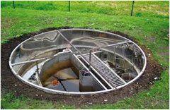 domova čistiareň odpadových vôd