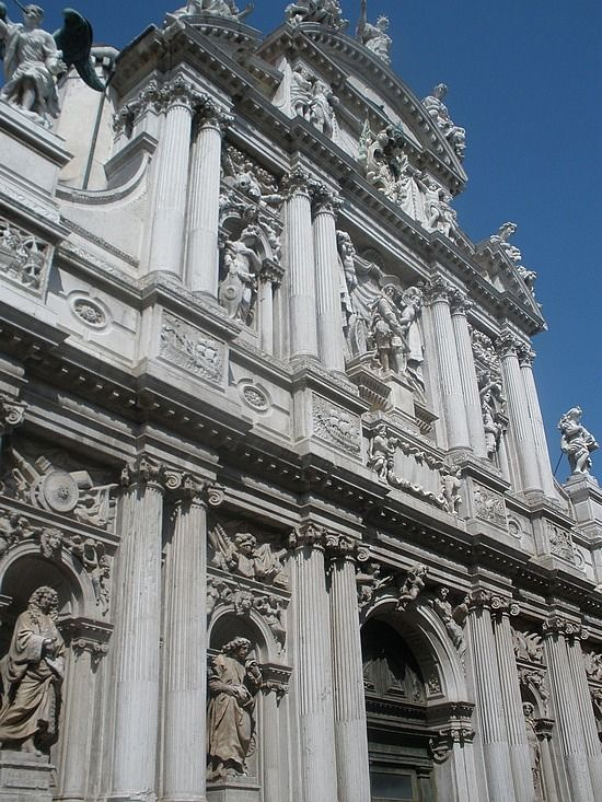 25 best baroque architecture ideas on pinterest for Baroque italien
