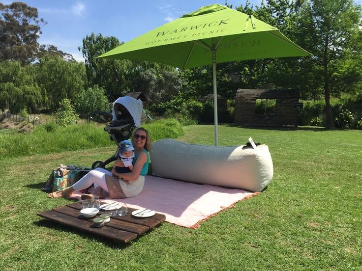 Child Friendly Picnic at Warwick Wine Estate #Stellenbosch #SouthAfrica