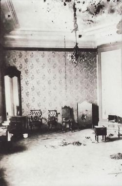 More shots of the house in which the Romanov Family was murdered in 1918 (Ipatiev House, Ekaterinberg)