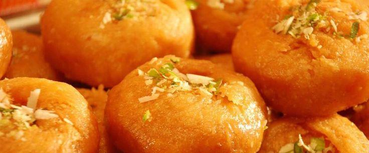 Balushahi- a traditional dessert