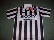 1996 1997 Juventus BNWT New Football Shirt Large Maglia Italy Top
