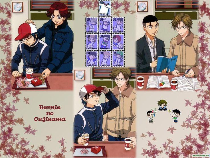 Аниме обои The Prince of Tennis: The National Tournament / Принц тенниса OVA-1 38849