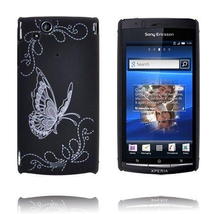 Joy (Sort) Sony Ericsson Xperia Arc Deksel