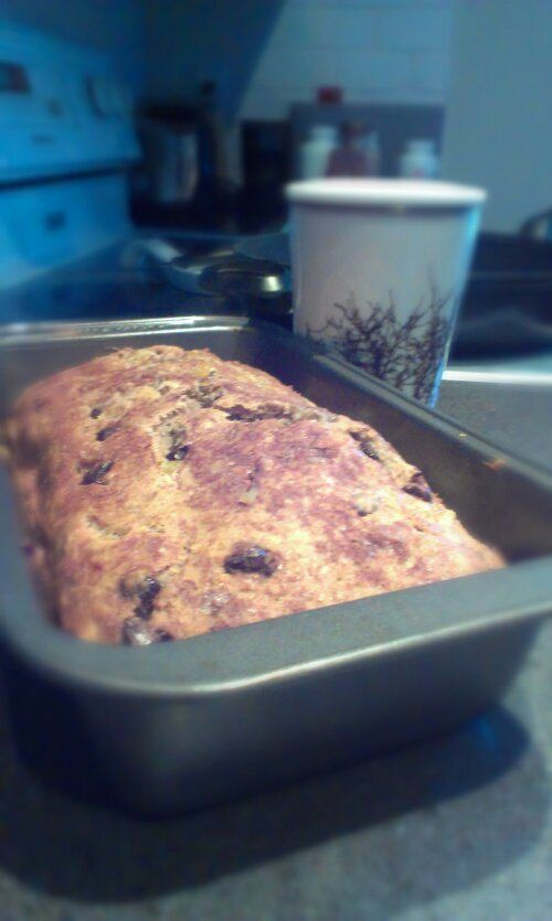 Healthy low fat banana bread recipe