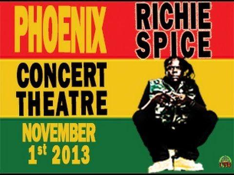 RICHIE SPICE LIVE IN #TORONTO #RICHIESPICETO NOV.1