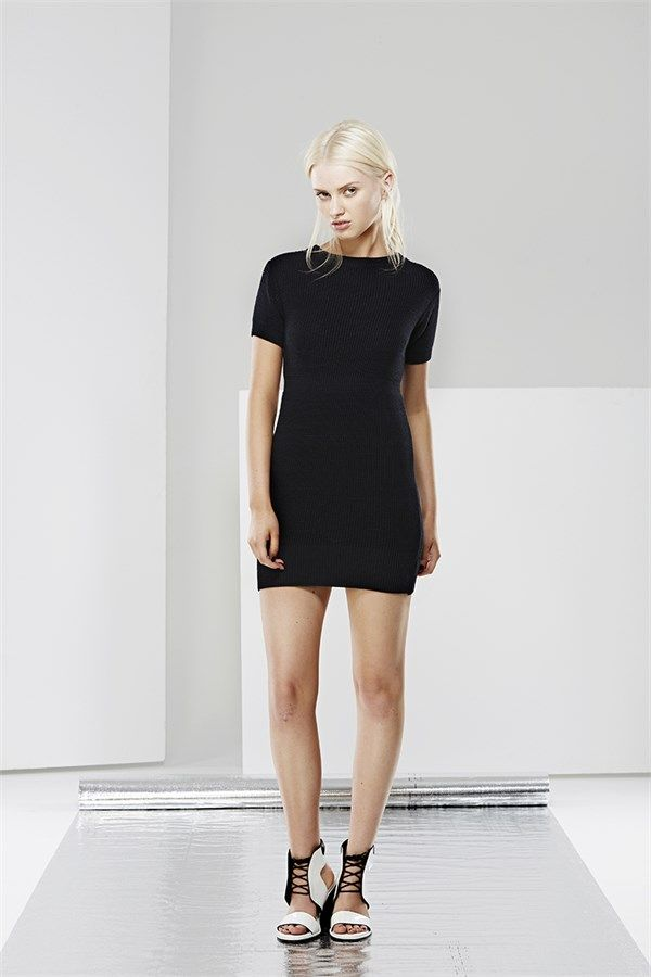 Crawford Knit Dress by May the Label